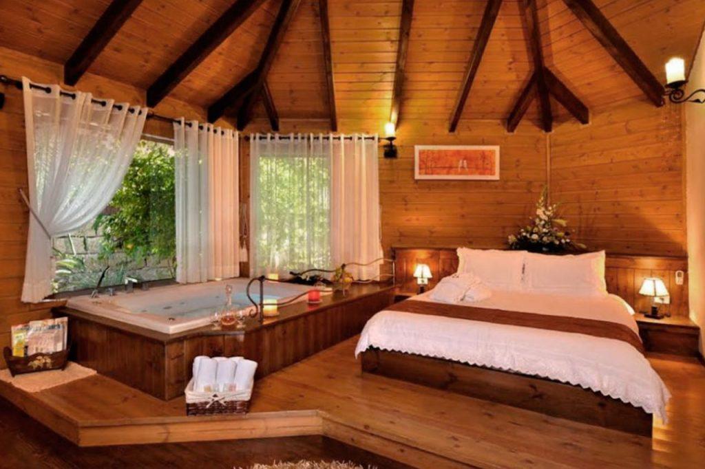 Talia Cabin Guest Spa